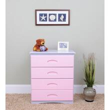 Doll House 4 Drawer Chest