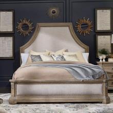 See Details - king upholstered bed