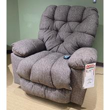 BOLT POWER ROCKER RECLINER in CAROB       (7NP17-19046,40082)
