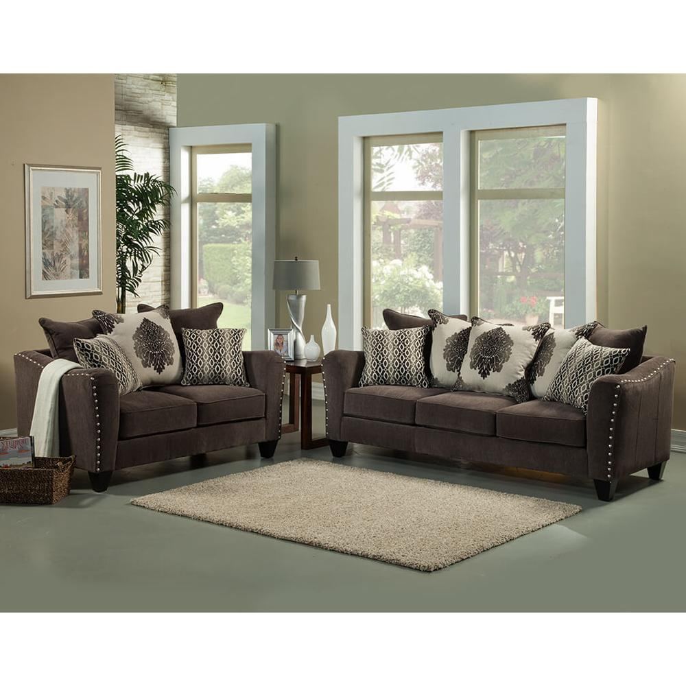 See Details - Sonar Sofa and Love Seat