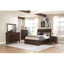 View Product - Logandale - Bedroom Group with King Bed