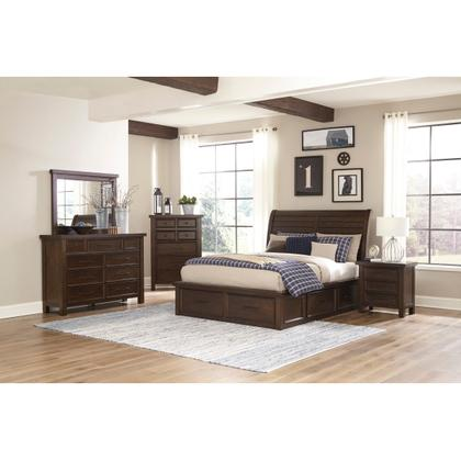 See Details - Logandale - Bedroom Group with King Bed