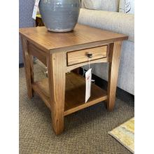Amish Ashford End Table Set