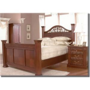 Continental Furniture Ltd - Della Rea Bedroom Set