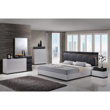 Dresser Silver Line & Zebra Grey