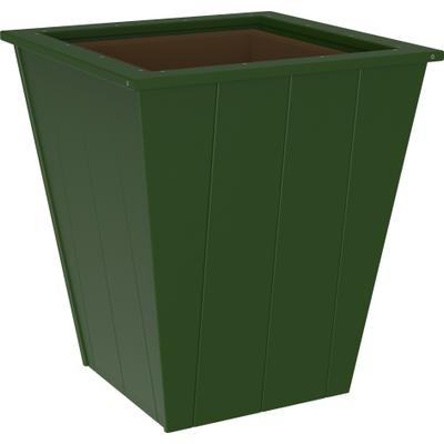 "Elite Planter 26"" Green"