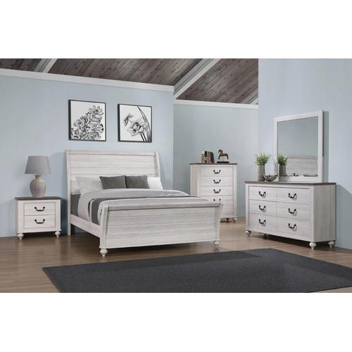 Packages - Stillwood Qn Bed, Dresser, Mirror and Nightstand