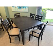 Bassett Custom Rectangle Table, 4 Side Chairs & 2 Arm Chairs