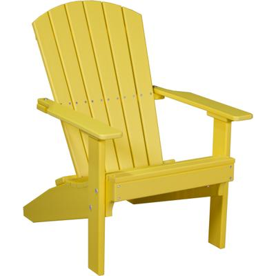 Lakeside Adirondack Chair Yellow