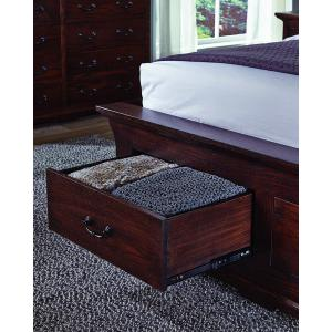 Longmeadow Panel Bed