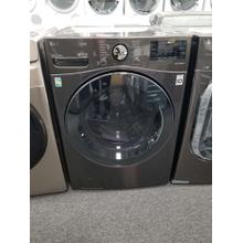 """Product Image - LG 27"""" Front Load 4.5 Cu. Ft. Washer and Dryer Combo WM3998HBA (FLOOR MODEL)"""
