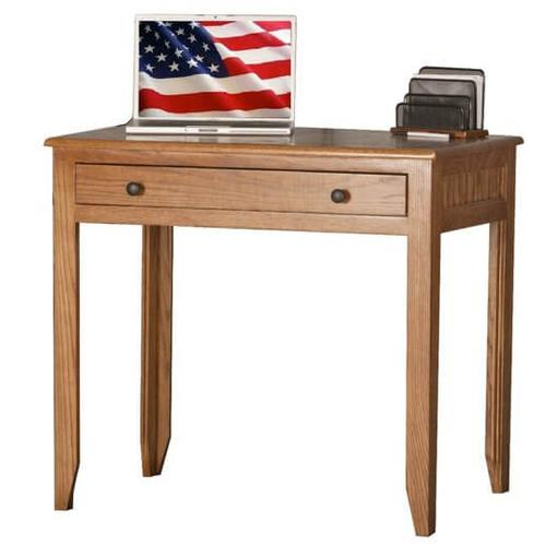 "American Heartland Manufacturing - Oak 32"" Promo Desk"