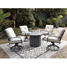 Donnalee Patio Set