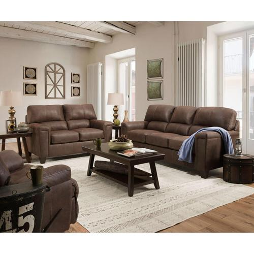 UNITED 2022G Expedition Java Sofa, Loveseat & Chair Group