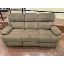 Tan Fabric Sofa