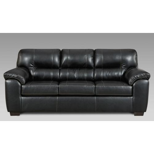 Affordable Furniture Manufacturing - Austin Black Sofa