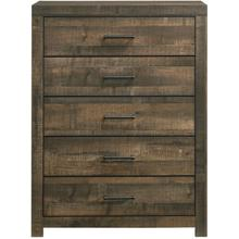 Bailey Music Bedroom 5-Drawer Chest