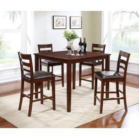 Jasper Pub- Table/ 4 Chairs