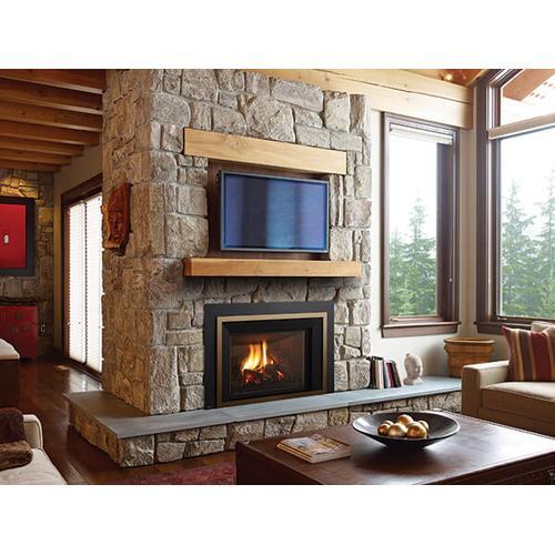 Regency Fireplace Products - Liberty Radiant LRI6E Direct Vent Gas Insert