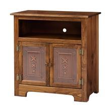 2 Door Plasma Cabinet