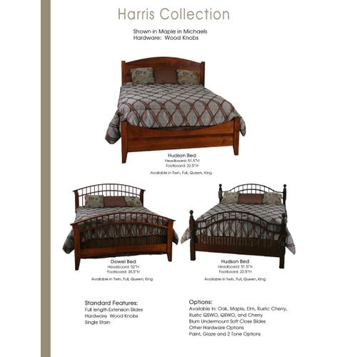 Door County Furniture - Harris Collection