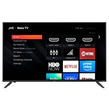 "JVC 50"" Class 4K UHD 2160p HDR Roku Smart LED TV"