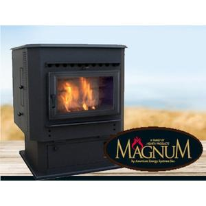 Gallery - Magnum Countryside Corn-Pellet Stoves