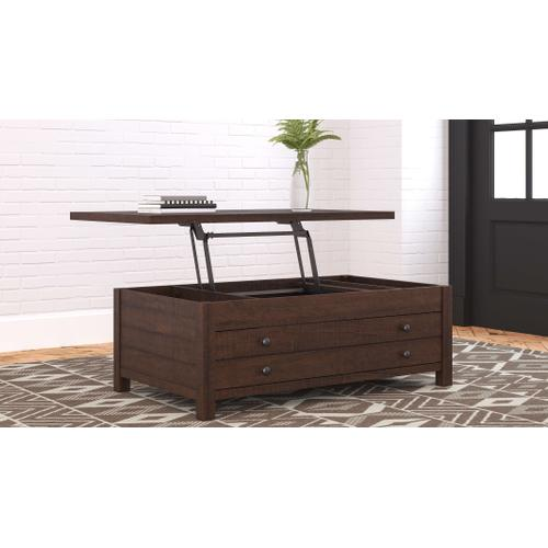 Camiburg Lift Top Coffee Table