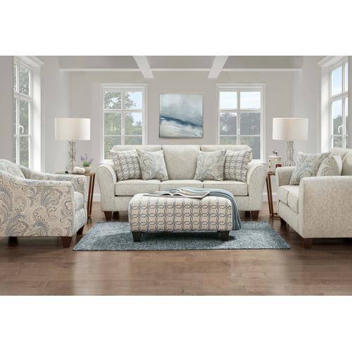5043-LYLO  Sofa, Loveseat, Chair and Ottoman - Lyla Doe