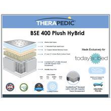 BSE 400 Plush Hybrid