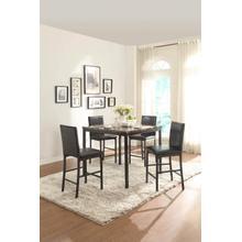Landon Pub- Table/ 4 Chairs