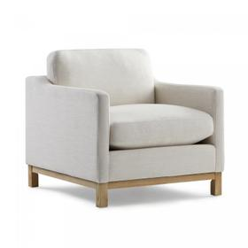 See Details - Marlow Cream Chair