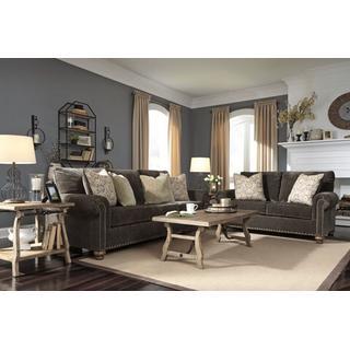 Stracelen Sofa and Loveseat Set