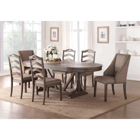 Ava Table & 4 chairs