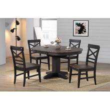 Ashford Butterfly Round Dining 5PC set