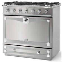 Stainless Steel Albertine 90 with Polished Chrome Accents