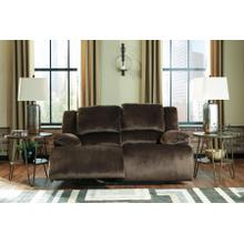 Clonmel Reclining Loveseat - Chocolate