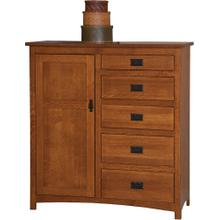See Details - Michaels Mission Collection- Man's Chest