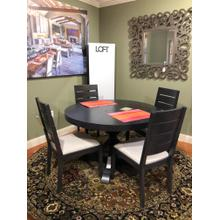 View Product - 5 Piece Dining Set - Table w/ 4 Chairs