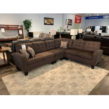 View Product - Home Elegance Sinclair Sectional