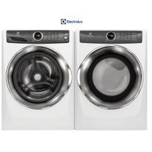 Electrolux Front load laundry with Pod dispenser!