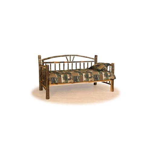 Brage Rustic Collection - Hickory Daybed