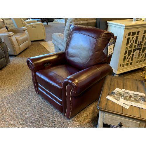 Tyndall Furniture & Mattress - MOR Oxford Power Rocker Recliner