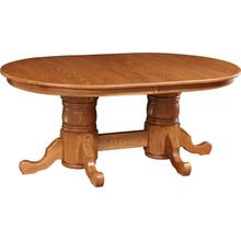 Chateau Amish Custom Table