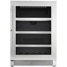 View Product - Built-in/Freestanding Beverage Center 5.0 PI Capacity - Single Zone