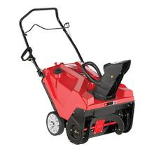 "21"" Single-Stage Snow Blower"