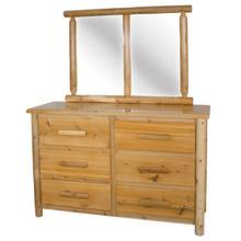 W161  6-Drawer Dresser