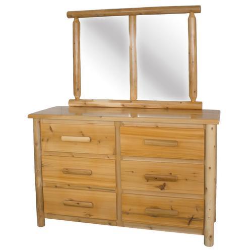 Best Craft Furniture - W161  6-Drawer Dresser