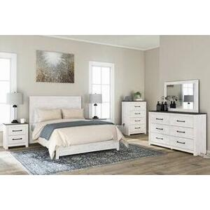 Gallery - Ashley Gerridan Bedroom Set