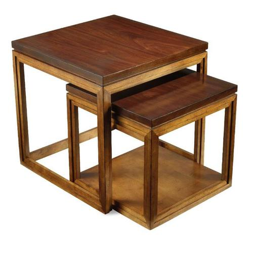 Product Image - Trilogy Octagonal Accent Table/Oval Cocktail Table/Nesting Tables-4 pc. Group-Floor Samples-**DISCONTINUED**